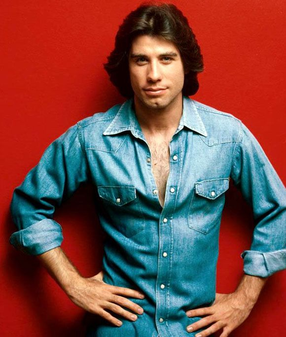 Young John Travolta (Photos)