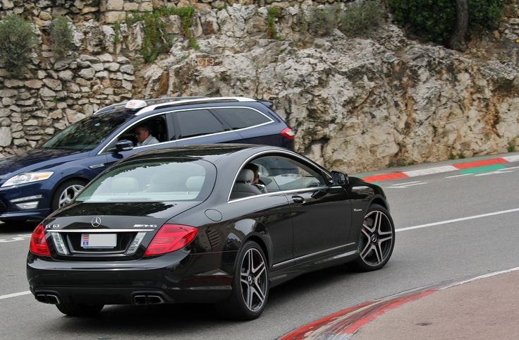 https://flic.kr/p/byM5v5 | Mercedes CL 63 ///AMG | Obsidian Black