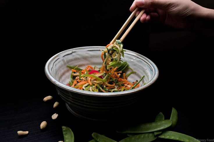 Crunchy Thai Spicy Salad