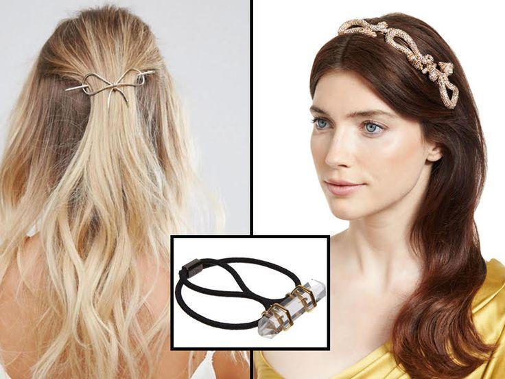 Mane Attraction: Dazzling Hair Accessories