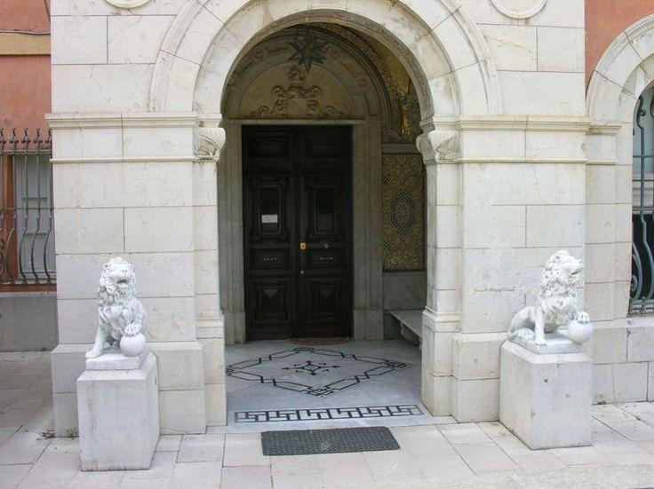 Palazzo Hanbury | Giardini Botanici Hanbury