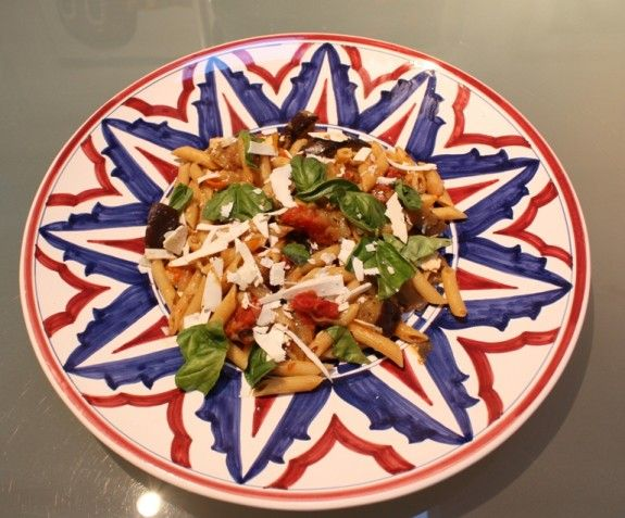 Penne alla Norma | Beautiful, Show-off Food | Pinterest