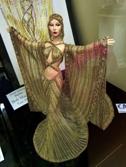 Dream Halloween, Custom Bob Mackie Cher Barbie