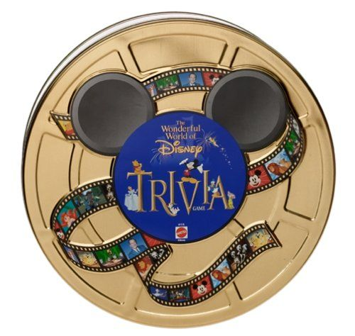Disney Finds - The Wonderful World of Disney Trivia