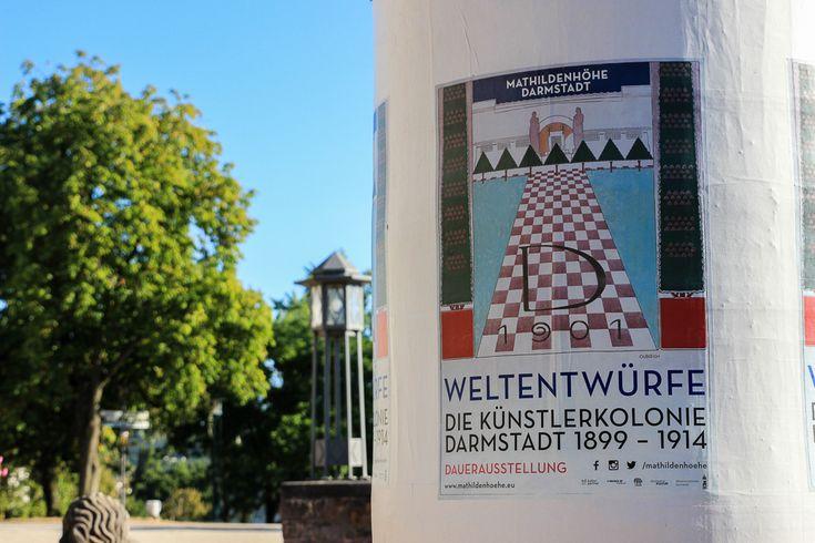Mathildenhöhe Darmstadt Veranstaltungen