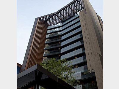 東騰建設 東騰天母 2010 台北 11F