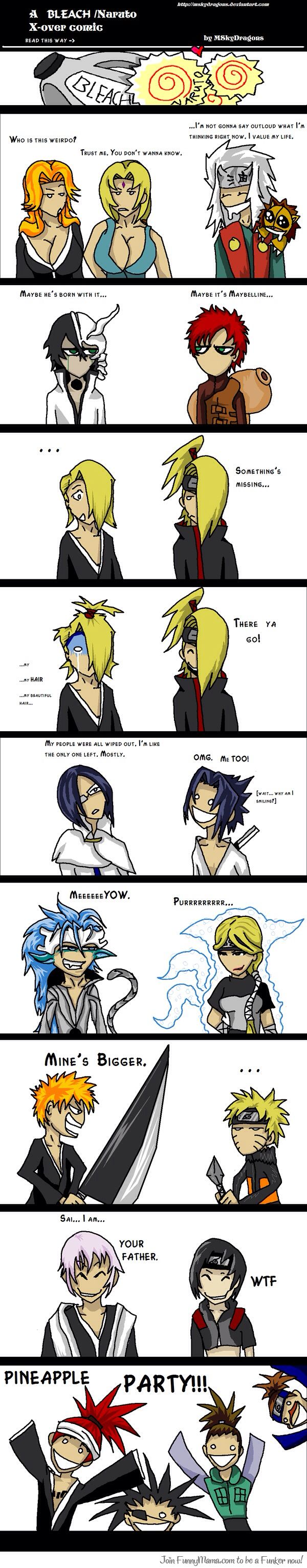 The last one killed me. X'D