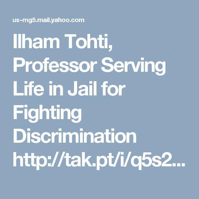 Ilham Tohti, Professor Serving Life in Jail for Fighting Discrimination http://tak.pt/i/q5s22rJz via @TakePart