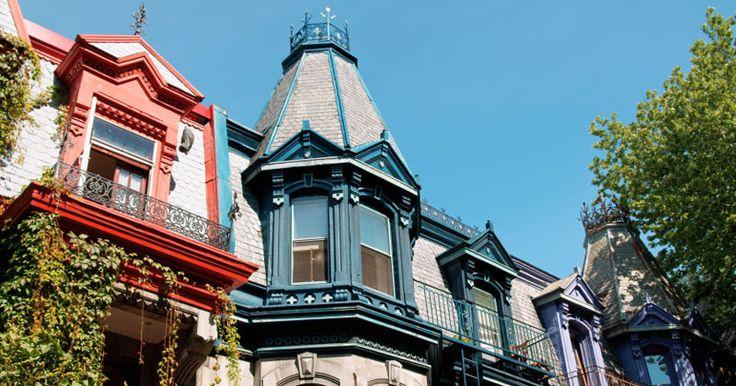 Montreals små kvarterer er nostalgiske tidslommer. Her kan du spise alt fra klassisk diner-mad til billig gourmet
