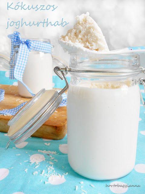 Kakukkfű: Kókuszos joghurthab cukor nélkül