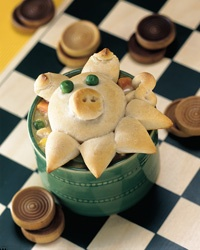 Little Piggy Pie Photo