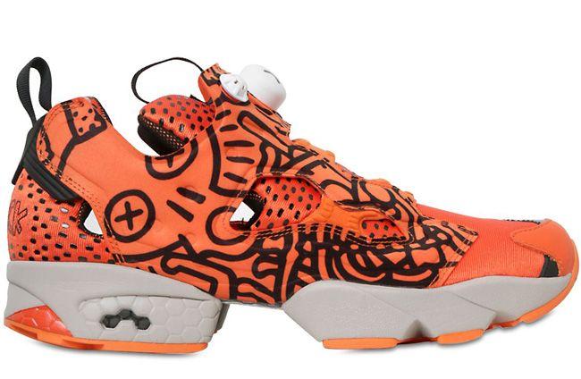 """Crack is Wack"" Pack: Keith Haring x Reebok - EU Kicks: Sneaker Magazine"