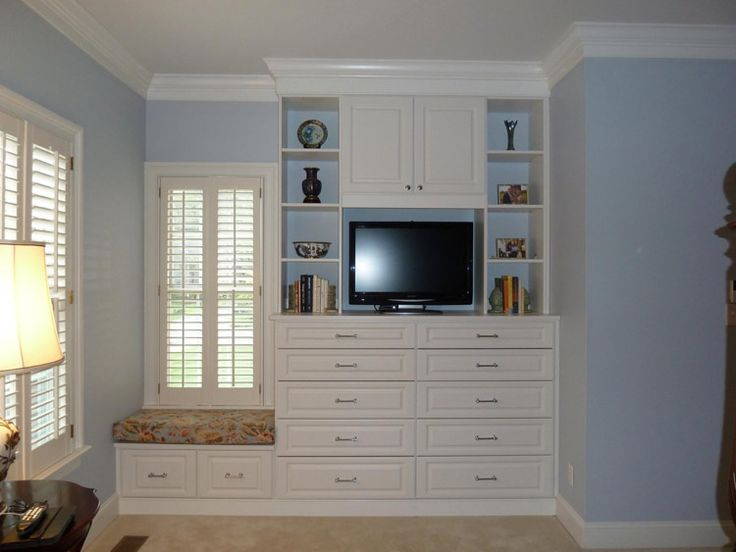 Do It Yourself Home Design: 17 Best Images About Bedroom Wall Unit On Pinterest