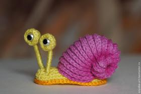 LiaKnits: Pin cushion - Crochet - Photo tutorial