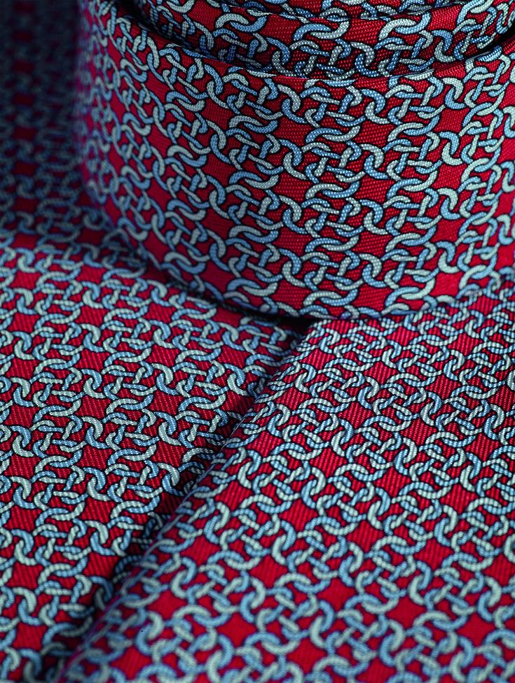 Hermès Spring-Summer 2014. Silk twill tie. #hermes #silk #tie #menswear #fashion