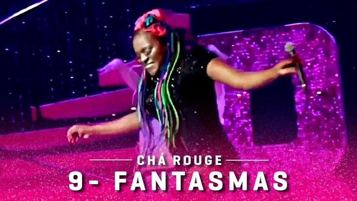 #Sobrenatural 9- Fantasmas – Chá Rouge (Vivo Rio): Compilação de vídeos da música Fantasmas, apresentada pelo grupo Rouge no Chá Rouge,…