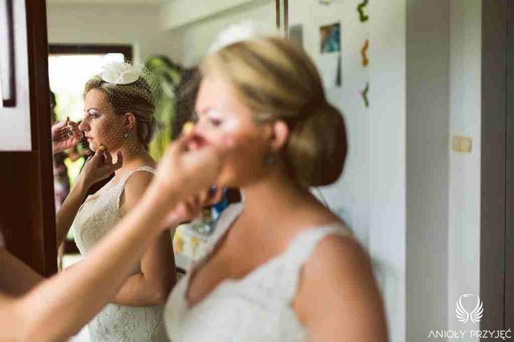 4. Green Wedding / Wesele w zieleni,Anioły Przyjęć