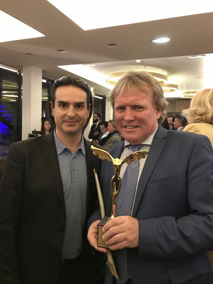 Image result for patrick treacy awards