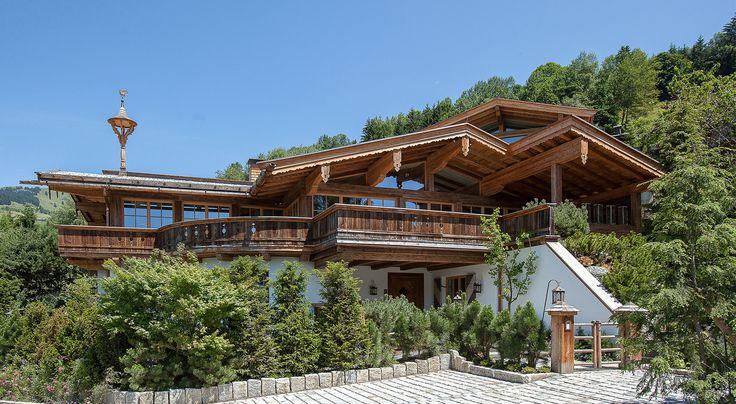 Zimmerei - Holzbau Obermoser