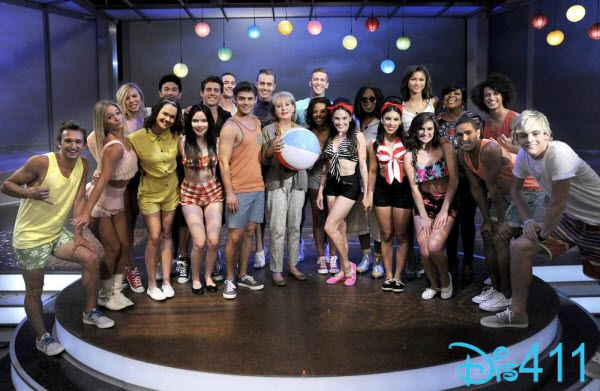 Teen Beach Movie Cast and Zendaya on The View