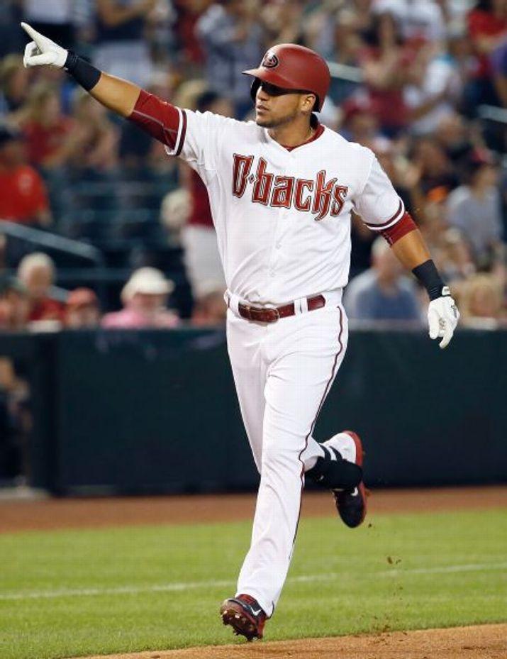 David Peralta, Arizona Diamondbacks