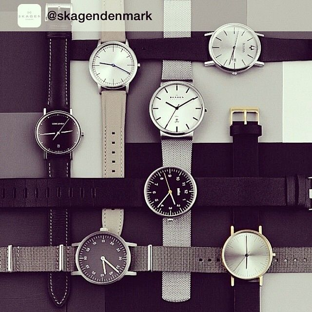 Repost from @skagendenmark on Instagram of Skagen watches featured in GQ magazine as they recommend the best minimalist mens watches including the Ancher stainless steel watch available #fromthomas - www.thomasjewellers.com.au #thomasjewellers
