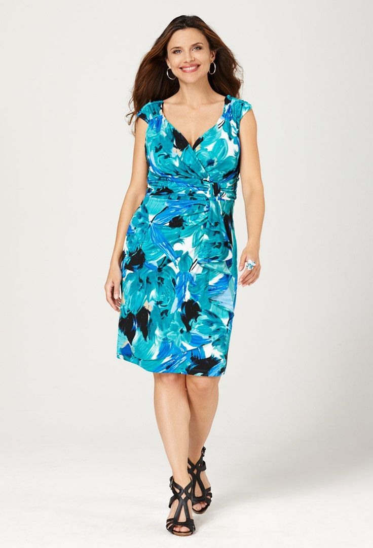 Plus Size Summer Dresses #summer