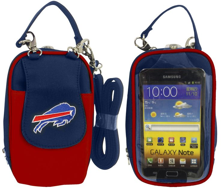 NFL Buffalo Bills PursePlus XL with Touchscreen