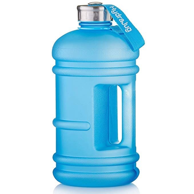 Amazon Com Half Gallon Water Jug Dishwasher Safe Bpa Free Material Easy To Carry Big Capacity Reusable Large Wat Large Water Bottle Bottle Water Bottle