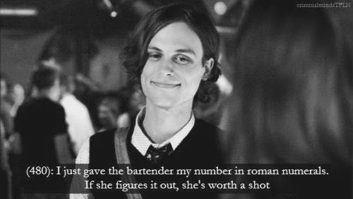 Spencer Reid x Reader - ~ Chapter 3 ~ | Noreek (Nerd+Dork+