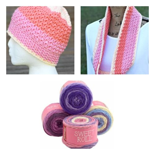 Crochet Patterns With Sweet Roll Yarn : ... crochet on Pinterest Free pattern, Learn to crochet and Crochet