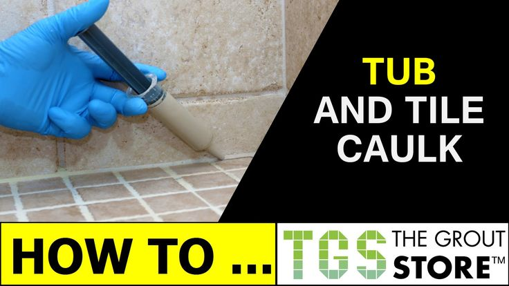 Caulk Bathroom with Waterproof Grout - The Grout Store