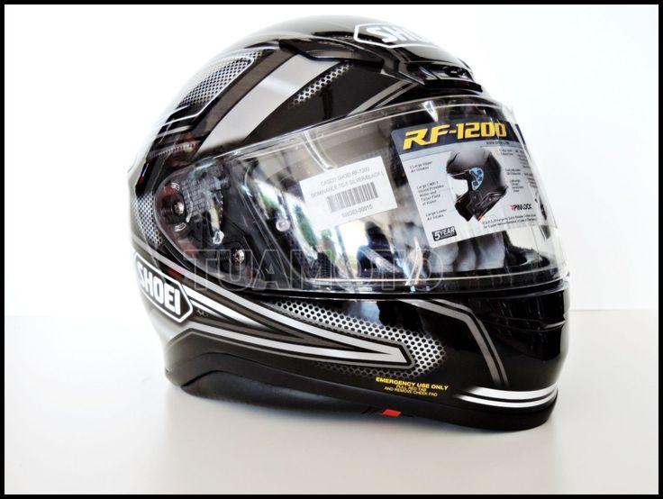 Casco Shoei Rf1200 Dominance Tc-5 Para Moto Talle L Tuamoto! - $ 12.800,00 en MercadoLibre