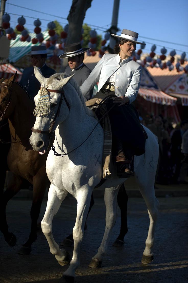 Feria de #Sevilla - #Seville April Fair