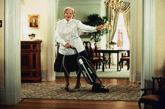20 Perfect Pandora Stations for Every Mood  #robin williams #mrs doubtfire #music