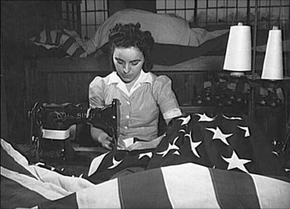 The Annin flag company is the oldest and largest flag company in the United States. Founded by Alexander Annin in 1847 and incorporated on January 10, 1910 it has supplied flags and emblems for all American wars since the Civil War.
