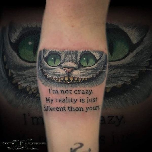 38 best cheshire cat tattoos images on pinterest cat tattoos cheshire cat tattoo and tattoo ideas. Black Bedroom Furniture Sets. Home Design Ideas