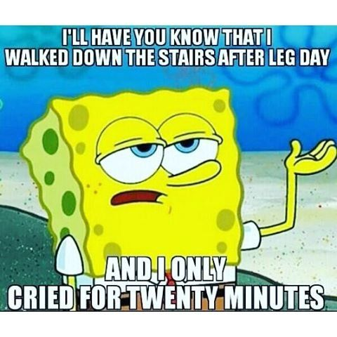 Leg Day Quotes | POPSUGAR Fitness
