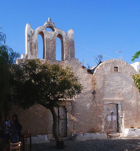 Folegandros island, Greece > Chora