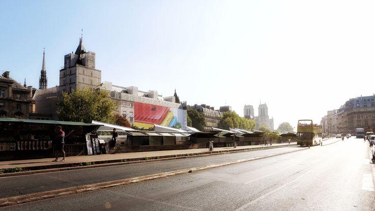 Galería - MenoMenoPiu propone hotel cápsula para turistas en París - 7