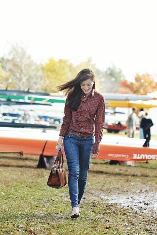 this is super cute too!   thanksgiving fashion 13 Look cute this THANKSGIVING (21 photos)