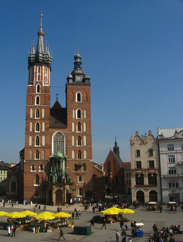 Cracow ;)