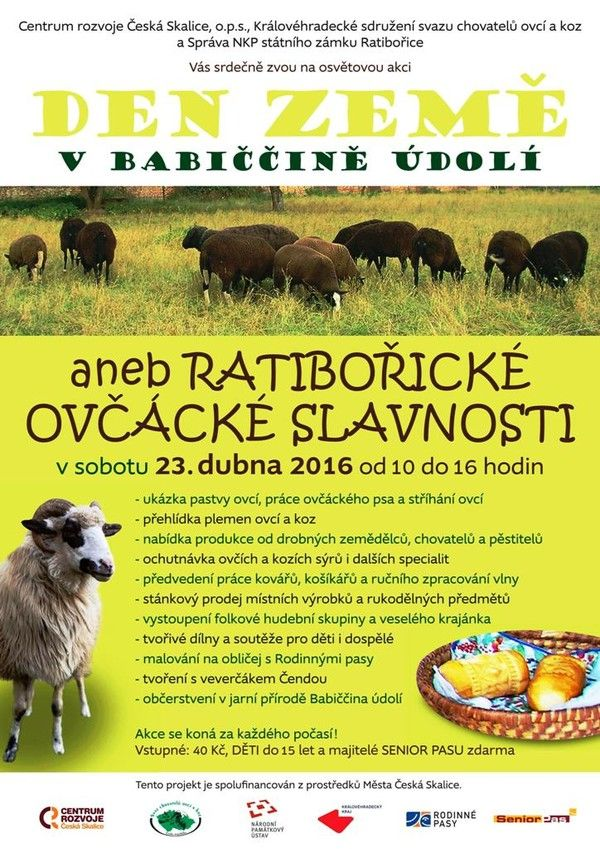 Akce v Babiččině údolí - Ratibořice