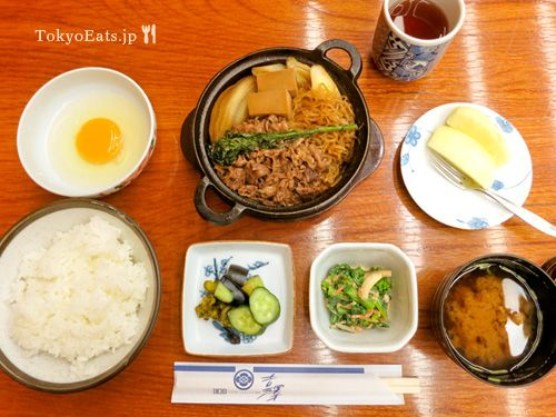 Yoshizawa #ginza #meat #sukiyaki http://www.tokyoeats.jp/yoshizawa/