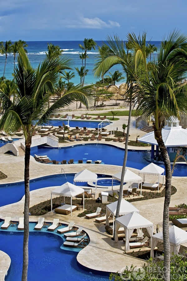 Iberostar Grand Bavaro - likely going here for our 10 yr anniversary trip :)