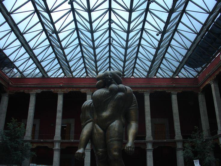 Museo Jose Luis Cuevas por Rivadeneyra arquitectos