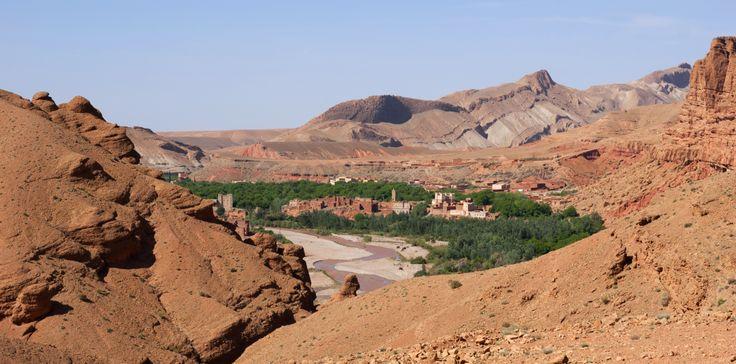 Maroc, des cités impériales au sud marocain © Mario Introia *Saison 2014-2015*
