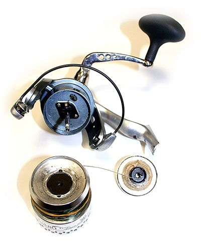 How to take apart, clean, and maintain a spinning reel to keep the drag running smooth.