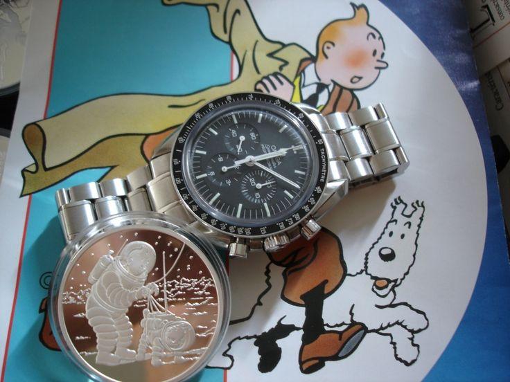 Spéculation ludique : Mais quelle montre porte Tintin ?