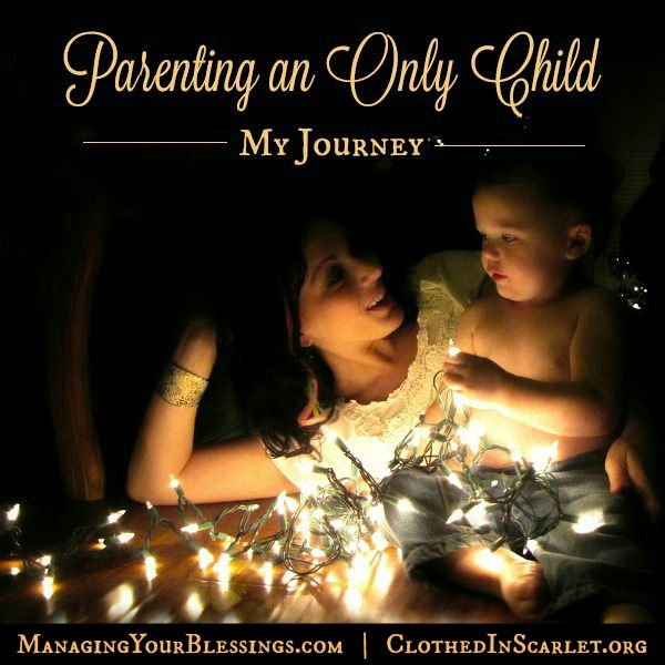 Blog post at Managing Your Blessings :  Parenting an Only Child: My Journey My son was born 42 days premature and was diagnosed with many complications. Doctors couldn't even [..]